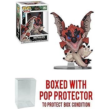 Amazon Com Funko Pop Games Monster Hunter Rathalos