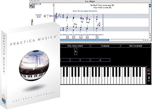 ARS Nova Practica Musica Version 6 by Hal Leonard