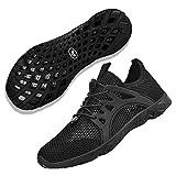 Nyznia Women's Water Shoes Quick Drying Lightweight Aqua Sports Shoes for Beach Swim River Surf Yoga Walking Exercise