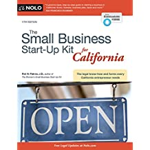 Small Business Start-Up Kit for California, The