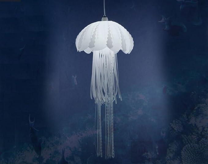 1 opinioni per Jellyfish lampadario camera da letto lampadario