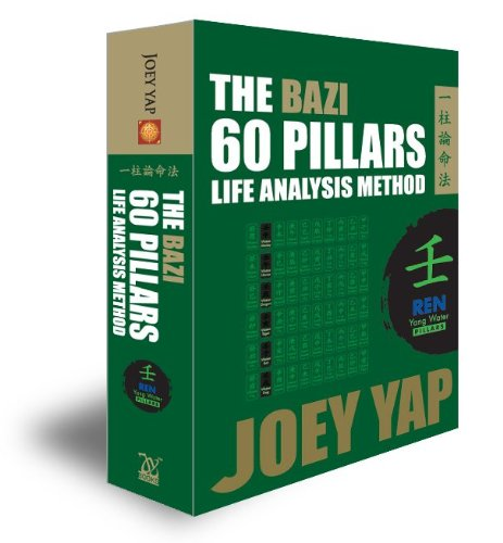The Bazi 60 Pillars - Life Analysis Method : Ren Water PDF