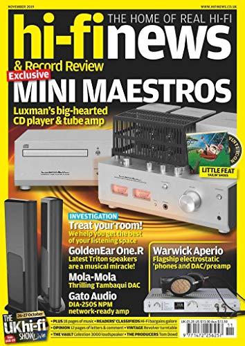 Best Price for Hi-Fi News Magazine Subscription