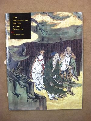 Immortals and Sages: Paintings from Ryoanji Temple (The Metropolitan Museum of Art Bulletin, Summer 1993, Volume LI, No. 1) ()