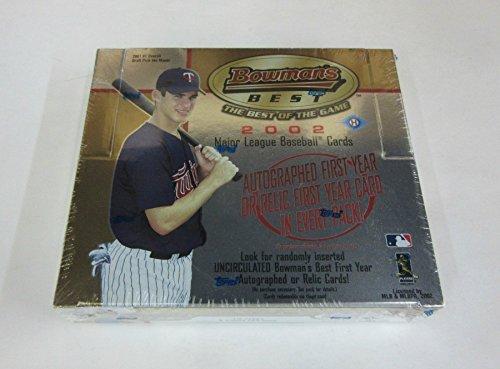 2002 Bowmans Best Baseball Box (Hobby) ()