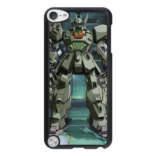 HD exquisite image for iPod 5 Case Black gundam MAI0672590
