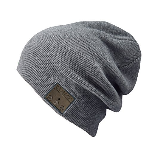 c8891db56e0 Image Unavailable. Image not available for. Color  Bluetooth Beanie Hat ...