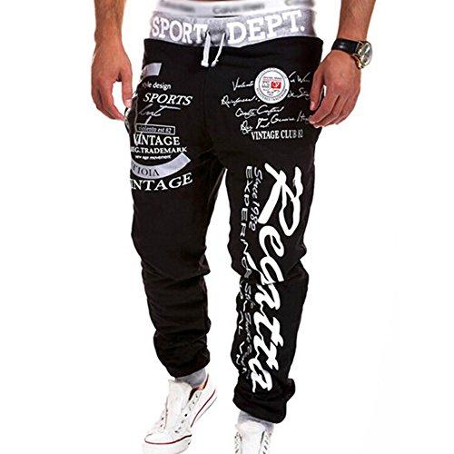 Baost Printed Sweatpants Trousers Tracksuit