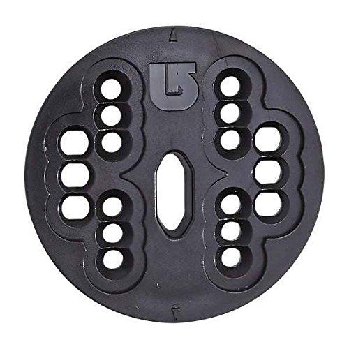 Burton 4x4 & Channel disc Black - Discos para fijaciones ...