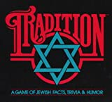 """Tradition - A Game of Jewish Facts, Trivia, and Humor """"Vintage"""""""