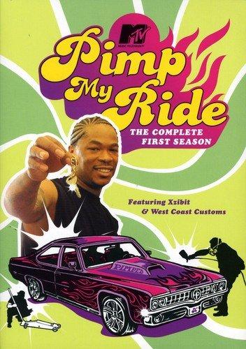 MTV's Pimp My Ride - The Complete First Season (Pimp My Ride Dvd)