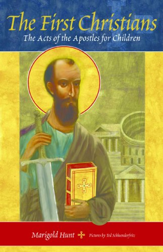 The first christians the acts of the apostles for children kindle the first christians the acts of the apostles for children by hunt marigold fandeluxe Images