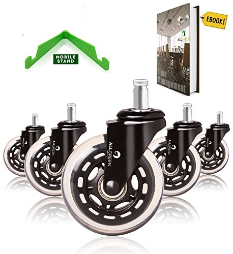 Rollerblade Office Caster Wheels Replacement product image