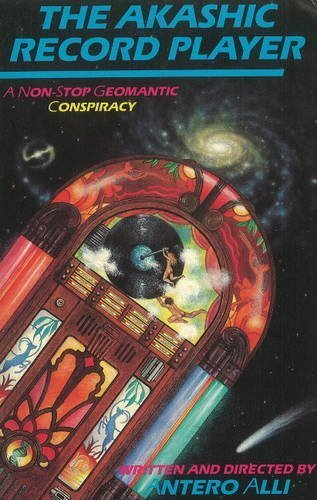 The Akashic Record Player: A Non-Stop Geomantic Conspiracy by Antero Alli (1988-11-01) (Record Akashic Player The)