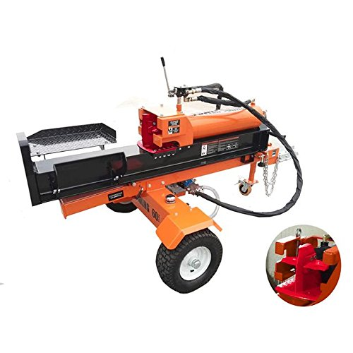 Powerking 60 Ton Log Splitter by Power King