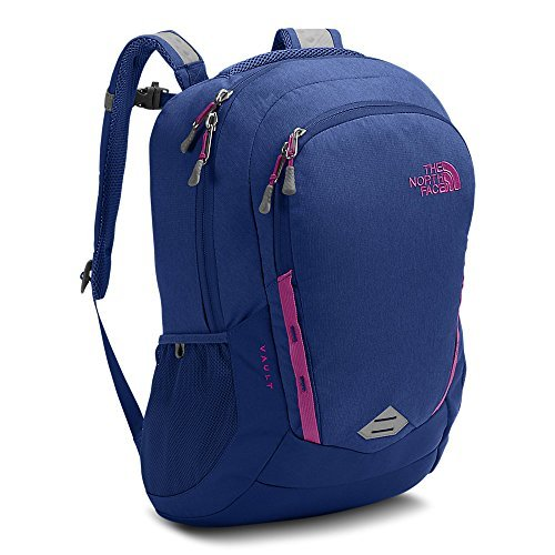 The North Face Women's Vault Laptop Backpack 15''- Sale Colors (Sodalite