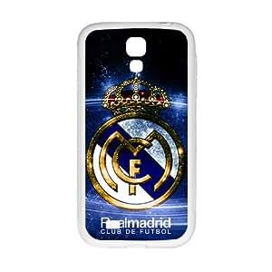 WAGT Realmadrid Club Of Futbol Fashion Comstom Plastic case cover For Samsung Galaxy S4