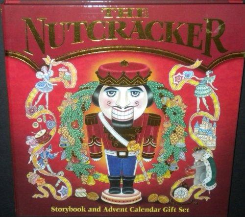 Nutcracker Storybook & Lift Flap Advent Countdown Calendar Gift Set (Storybook and Advent Calendar Gift Set)