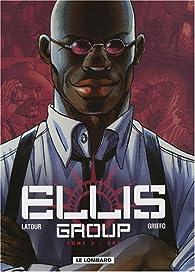 Ellis group, Tome 2 : Sax par Sébastien Latour