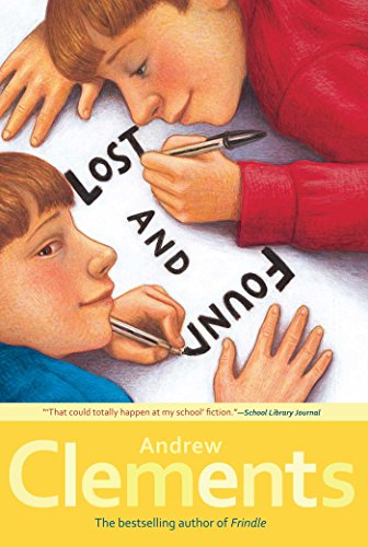 Lost and Found by [Clements, Andrew]