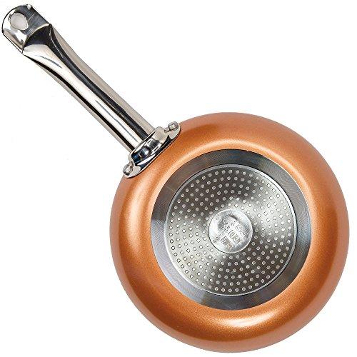 Copper bottom pan
