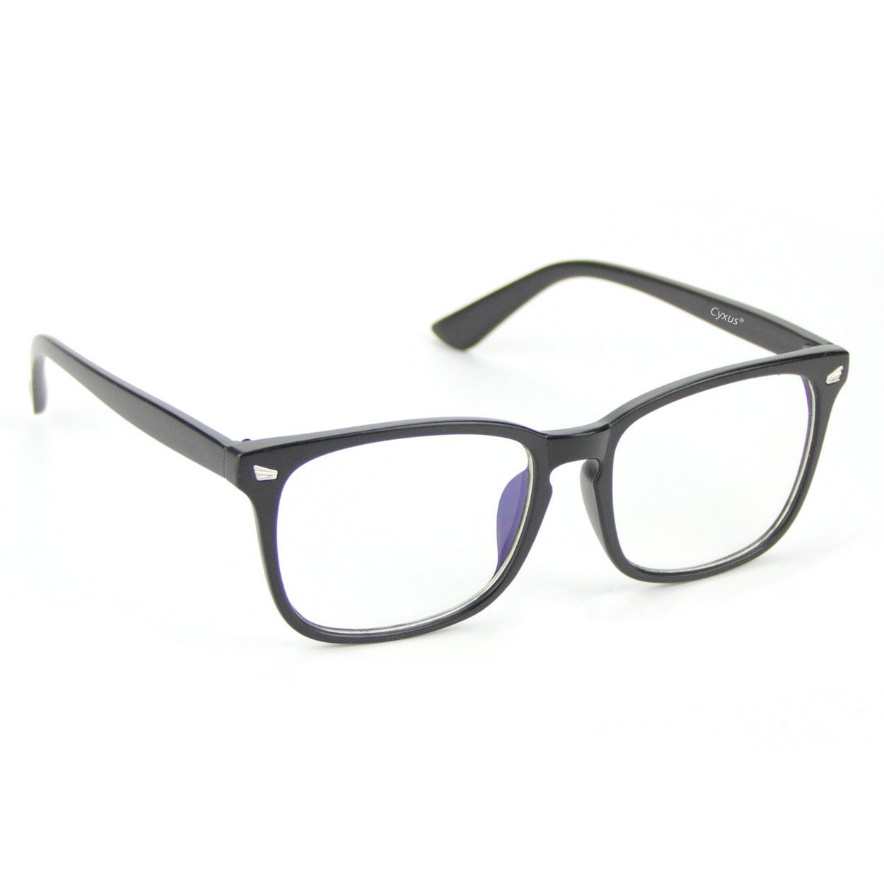 36585082899 Cyxus Blue Light Filter Computer Glasses for Blocking UV Headache  Anti Eye  Eyestrain  Transparent