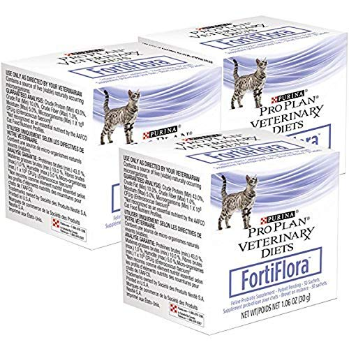 Purina 3-Packtiflora Feline Nutritional