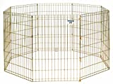 Little Giant Pet Lodge 36 Inch High Metal Pet Exercise Pen
