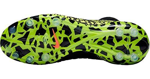 Nike Jungen 747215-017 Fußballschuhe Schwarz