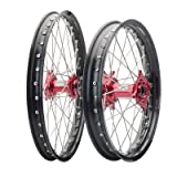 TUSK Impact Complete Front/Rear Wheel Kit 1.60 x 21 / 2.1...