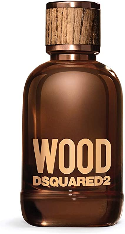 Dsquared2 Wood pour Homme eau de toilette 100 ml spray