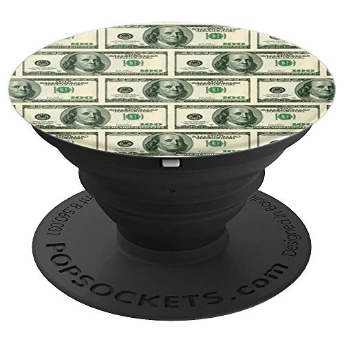 (United States Dollar banknotes - PopSockets Grip and Stand for Phones and Tablets)