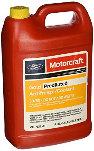 Motorcraft VC7DILB Anti-Freeze (Motorcraft Premium Gold Engine Coolant Vc 7 A)