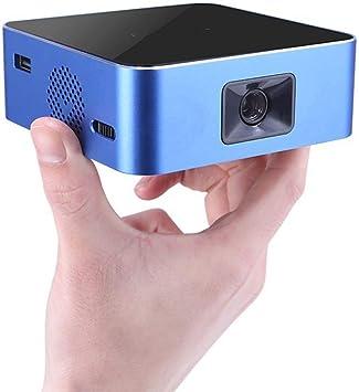 R15 proyector portátil para el hogar pequeño proyector HD ...