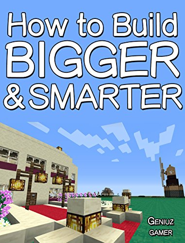 Build BIGGER Smarter step instructions ebook product image