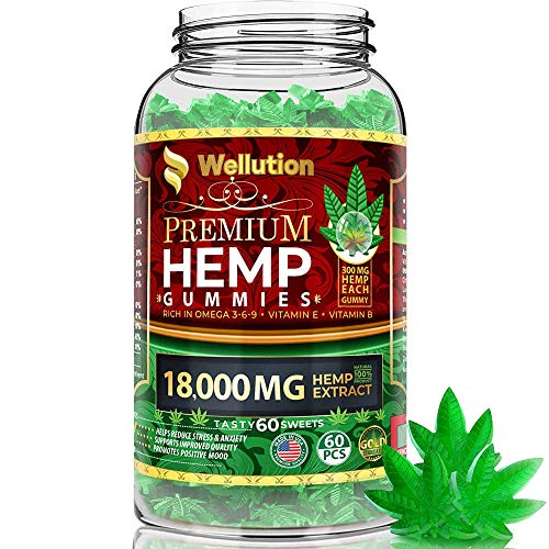 Hemp Gummies 18000 mg