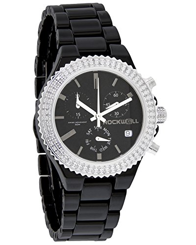 Rockwell Time BK-102 Watch, Black