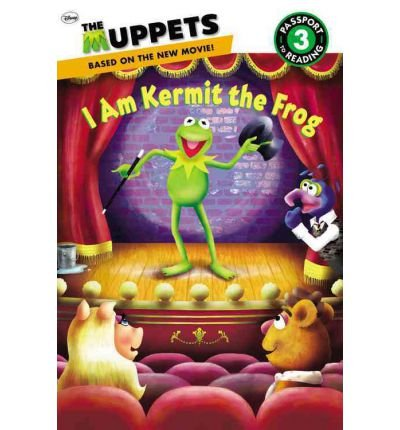 Download [ THE MUPPETS: I AM KERMIT THE FROG (PASSPORT TO READING MEDIA TIE-INS - LEVEL 3) ] By Santos, Ray ( Author) 2011 [ Paperback ] PDF
