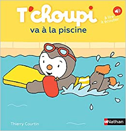 Tchoupi va à la piscine - Dès 2 ans (40)