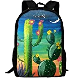 Best KAKA Work Backpacks - Backpack for Girls Women - Wilder Prickly Pear Review