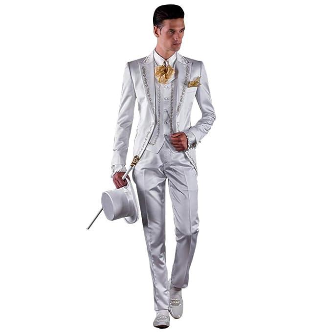Amazon.com: Vestido de noche de estilo clásico de Gentleman ...