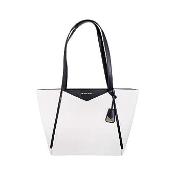 9d18991d9e3bc Amazon.com  Michael Kors Whitney Ladies Large Leather Tote Handbag  30S8GN1T3L089  Watches