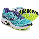 oasis shoes women - Saucony Women's Grid Oasis 2 Running Shoe (8 B(M) US, Teal/Blue/Silver)