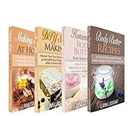Soapmaking Body Butter Beginners Bodybutter ebook product image