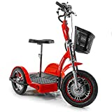 Challenger X Electric Recreational Mobility Scooter, 800 W Power, 18mph