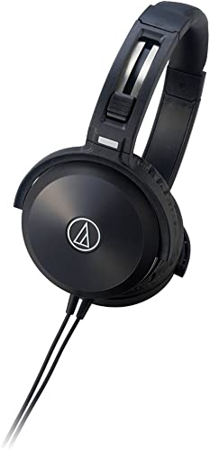 Audio Technica ATH-WS70 Solid Bass Over-Ear Headphones with Aluminum Housing Discontinued by Manufacturer