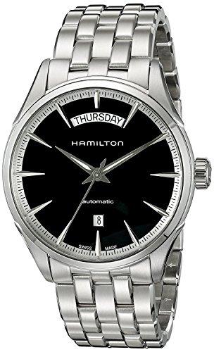 HAMILTON watch Jazzmaster Day Date H42565131 Men's [regular imported goods]