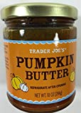 Trader Joe's Pumpkin Butter, 2 Jars, 10 Ounces Each