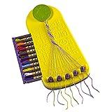 Choose Friendship My Friendship Bracelet Maker Kit, Kids Jewelry Kit, Bracelet Craft Kit Jewelry Making Bracelet Kit, Travel Edition