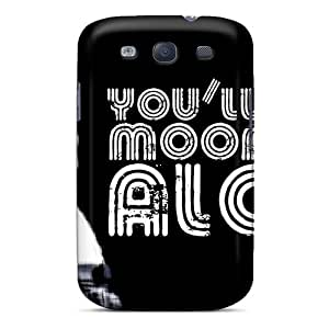 Hot Michael Jackson Youll Never Moonwalk Alone First Grade Tpu Phone Case For Galaxy S3 Case Cover